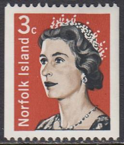 Norfolk Is. 116 MNH - Queen Elizabeth II