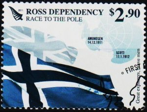 Ross Dependency. 2011 $2.90 Fine Used
