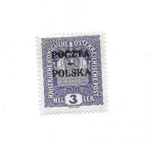 Poland Scott #41