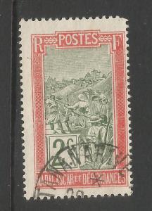 MADAGASCAR/MALAGASY 80 VFU Y476