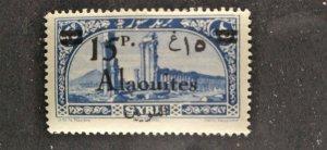 Alaouites #45 mint hinged e21.4 13128