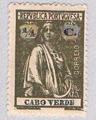 Cape Verde 144 MLH Ceres 1914 (BP38030)