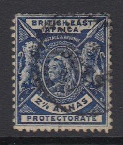 BRITISH EAST AFRICA, Scott 76, used