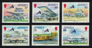 Jersey Fairchild Dornier 326 Aviation History XI 6v