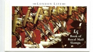 GB Prestige Booklet DX11 1990 London Life booklet SUPER CONDITION