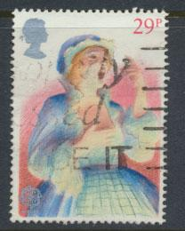 Great Britain SG 1186 - Used - Theatre