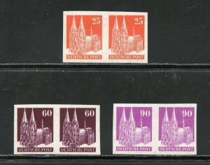 GERMANY DEUTSCHES REICH BOOKLET PANE SC#B14a MICHEL HB#43B MINT NH--SCOTT $600