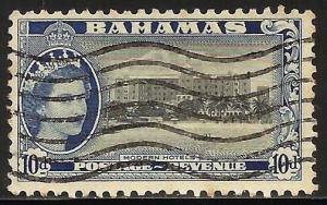 Bahamas 1954 Scott# 167 Used
