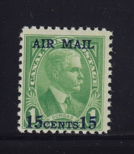 Canal Zone # C2 F-VF OG mint never hinged cv $ 110 ! see pic !