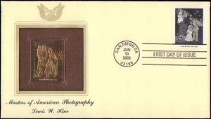 United States, First Day Cover, California