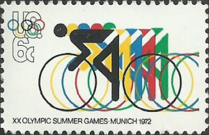 # 1460 MINT NEVER HINGED OLYMPIC BICYCLEING