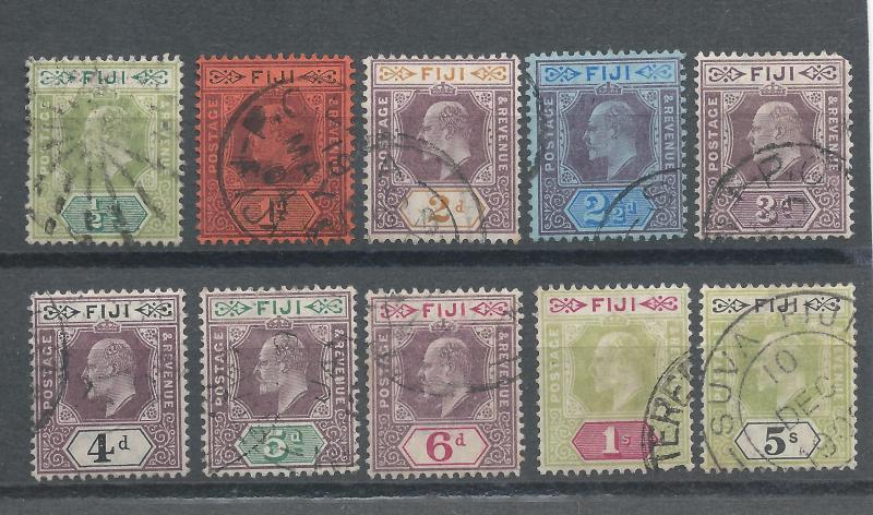 Fiji 59-68 U