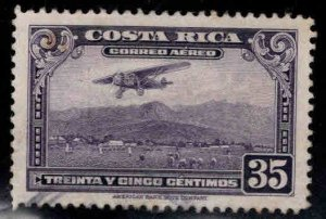 Costa Rica Scott c219 Used  stamp