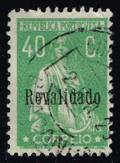 Portugal #492 Ceres; Used (0.55)