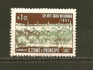 St Thomas & Prince Islands 363 Mint Hinged