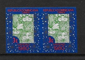 DOMINICAN REPUBLIC STAMPS MNH #JUNIOW11