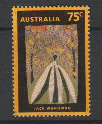 Australia SG 1389  VFU  with First Day cancel