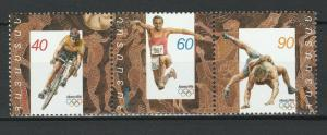 Armenia 1996 Olympic Games - Atlanta 3 MNH Stamps
