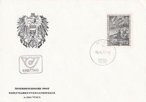 AUS137) Austria 1976 Peasants' Uprising In Upper Austria 1626