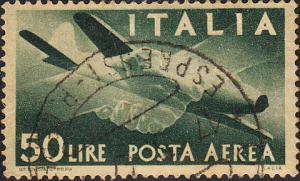 Italy #C113 Used