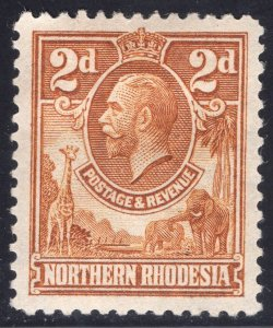 NORTHERN RHODESIA SCOTT 4