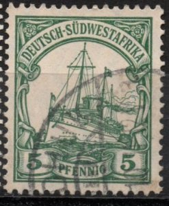 German South West Africa 1906-1919 #27 *USED*