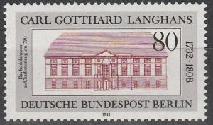 Germany #9N479 MNH F-VF  (V1007)
