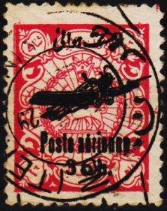 Iran. 1929 3c S.G.660 Fine Used