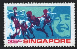 Singapore Sc#162 MVLH