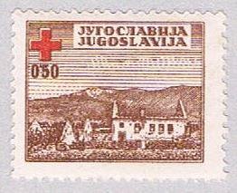 Yugoslavia Red Cross Bulding 50 (AP112817)