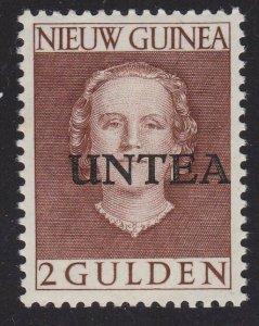 NETHERLANDS NEW GUINEA 1962 2g UNTEA overprint MNH..........................2404