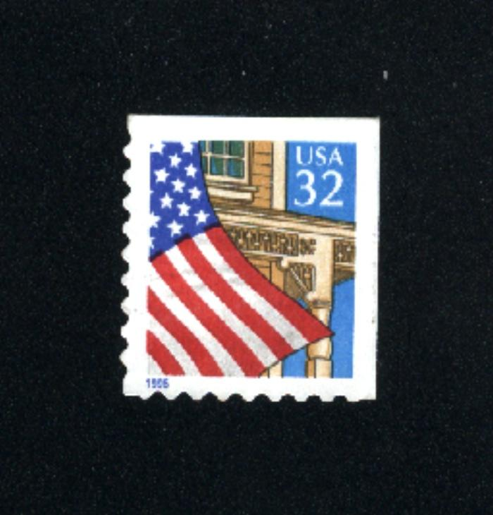 USA # 2920  1 used 1995-97 PD .08