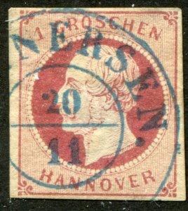 Hanover   Sc.#19? used