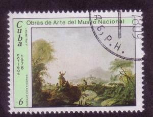 Cuba Sc. # 2177 CTO