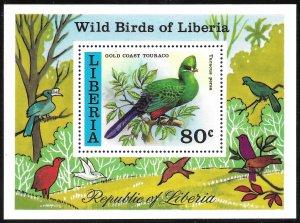 Liberia Mint Never Hinged ~ Souvenir Sheet ~ [9185]