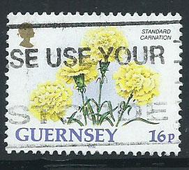 Guernsey SG 572  Used