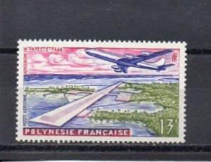 French Polynesia C28 MNH