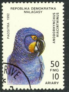 MALAGASY REPUBLIC 1993 50fr BIRDS Issue Sc 1114 VF CTO USED