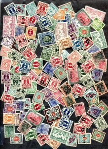 x0443 - DANZIG 1920s-30s Lot of 120+ Stamps Mint MH MNH - Slight duplication