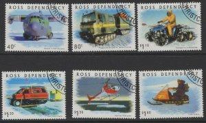 ROSS DEPENDENCY SG66/71 2000 TRANSPORT FINE USED