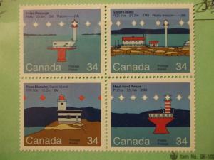 Canada #1066a mint nh