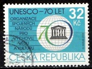 Czech Republic 2016 Mi. 907 used (1267)