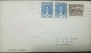 O) 1926 GUATEMALA, JUSTO RUFINO BARRIOS SCOTT A79 2 CENTAVOS DE QUETZAL, BRIDGE