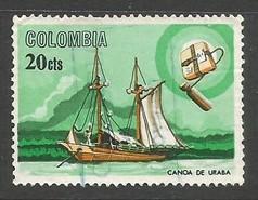 COLOMBIA 757 VFU SHIP R7-147-4