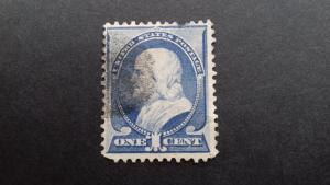 United States 1887 Benjamin Franklin - New Design Used