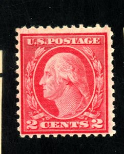 U.S. #546 MINT F-VF OG LH Cat $105