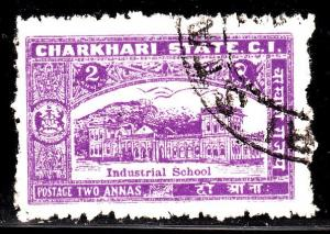 India - Charkhari 30 - used