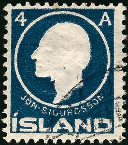 Used Iceland 1911 #88 VF SCV$2.10...High Qualityl!!