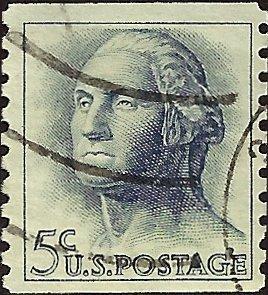 # 1229 USED GEORGE WASHINGTON