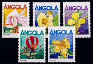 [67117] Angola 1985 Flora Flowers Blumen  MNH